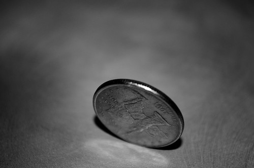 coin by sethstoll, on Flickr