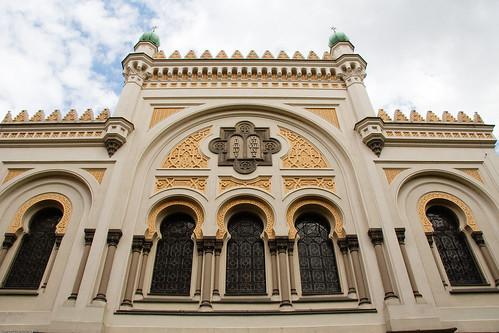 Spanish Synagogue (Španělská synagoga)