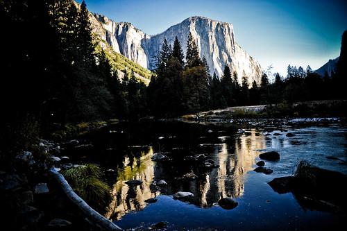 フリー画像| 自然風景| 湖の風景| 山の風景| 岩山の風景| アメリカ風景| ヨセミテ国立公園|     フリー素材|