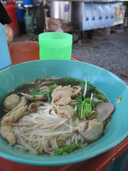 Pork Noodles - Thailand