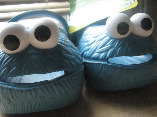 Cookie Monster Polliwalks