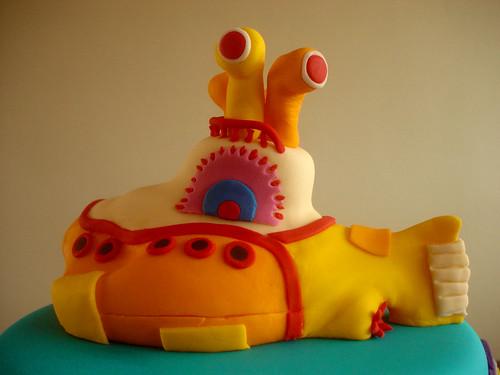 Bolo Yellow Submarine (Yellow