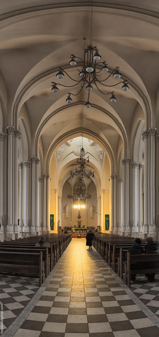 Moscow Catholic Church