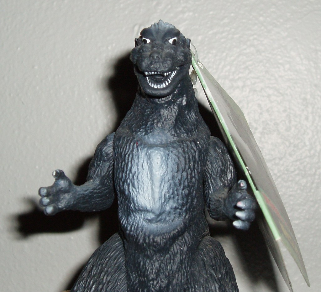 bd3daeb624 We begin with the original himself, Godzilla 1954! This sculpt has been  released both in Japan as well as through Bandai Creation although it's  slightly ...