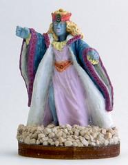 Alexis Spellsinger, Irda Wizard