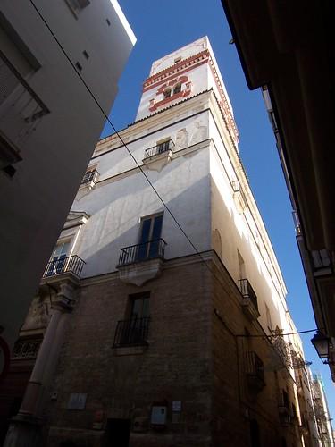 La Torre Tavira,Cádiz.