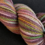 ~Petals~ *New colourway* Cormo with trim 6 ozs