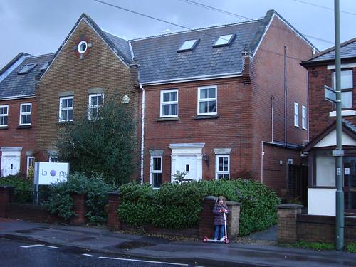 Warwick Court - front
