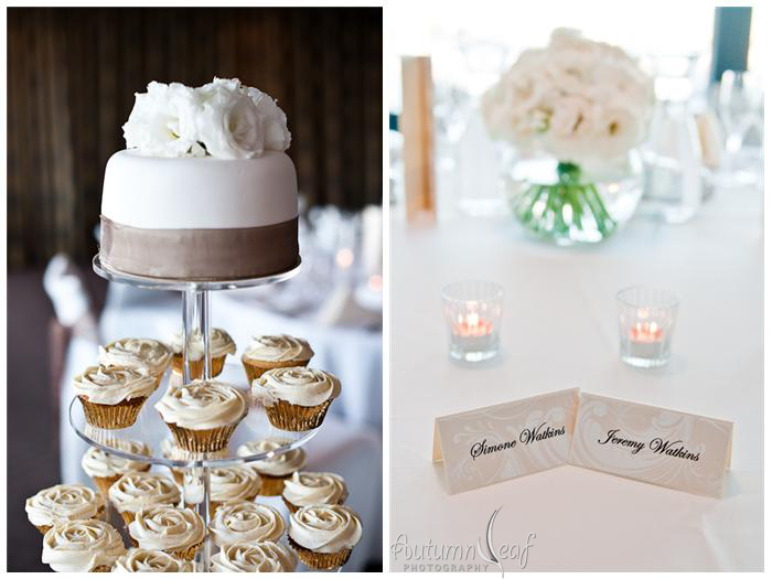 Simone and Jeremy's Wedding - Reception Details (by Autumnleaf Photography)