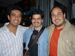 Yo, Kabeza y Guffo