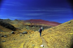 4800 m - Perou (dyonis) Tags: peru montagne trekking trek moutains pérou vilcanota cordilière