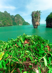 THAILAND ,JAMES BOND ISLAND (alkhaledi) Tags: thailand island james bond phuket