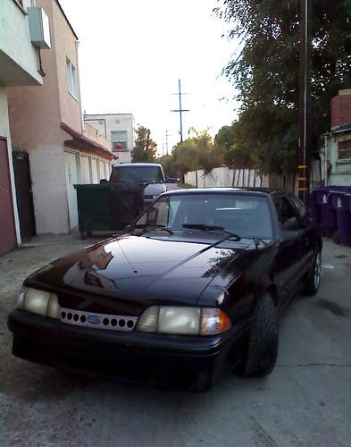 My 5.0 Mustang #1