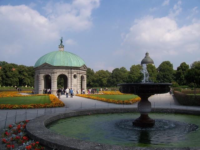 Hofgarten Gazebo