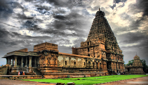 Big Temple, Tanjore
