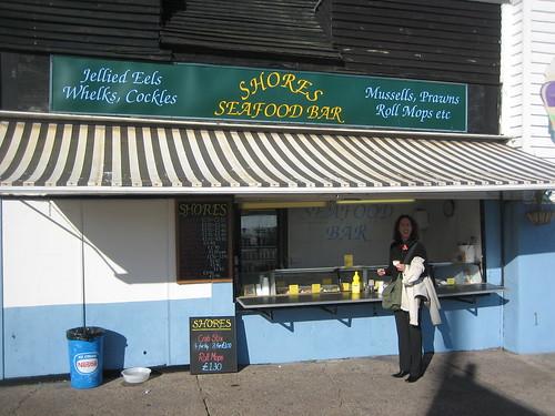 Shores Seafood Bar