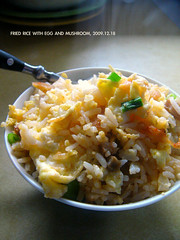 Fried Rice and Egg(352) (11) Tags: rice chinesefood homemade friedrice  day352       352365    stirfiredrice