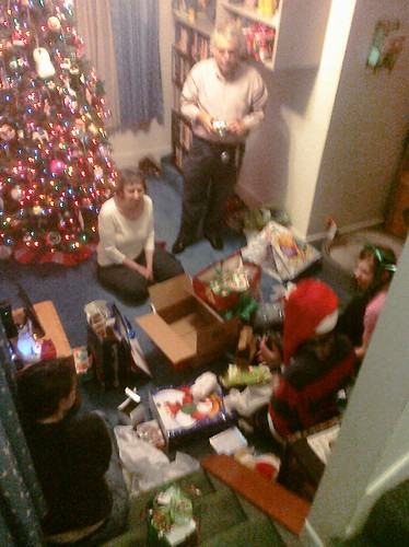 Christmas at @shatteredhaven family