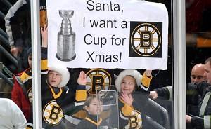 SantaBruins by you.