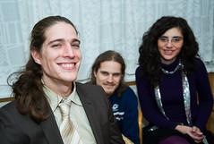Bizarre family portrait (louisahennessysuou) Tags: christmas family portrait luca flash ivan trio theo christmaseve