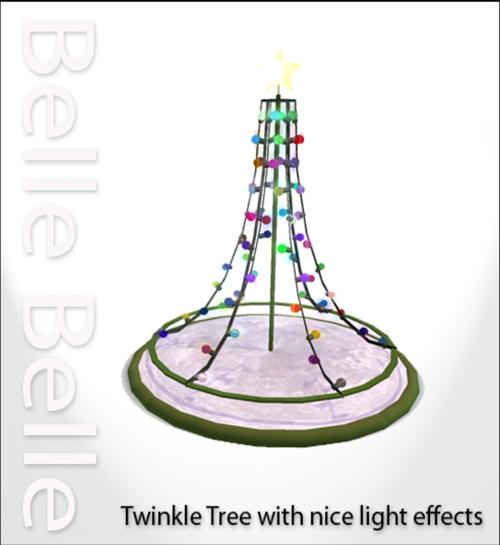 Belle Belle - Twinkle Tree