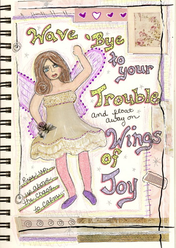First Journal Page of 2010