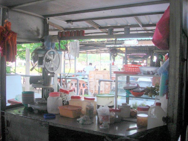 ABC stall