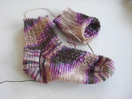 Valentines Socks Pair #3