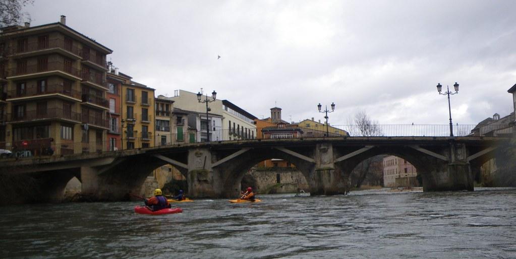 Descenso ríos Urederra y Ega 050