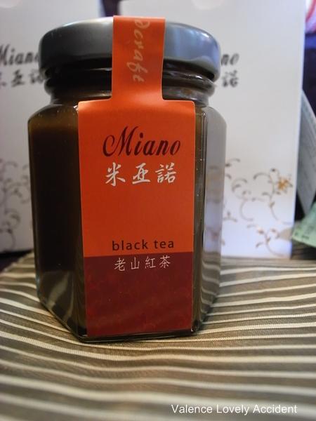 米亞諾_老山紅茶抹醬01