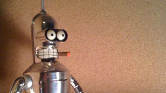 Bender of Futurama