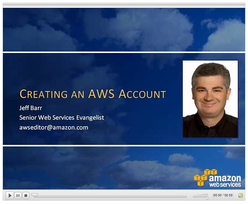 How to create AWS account 1