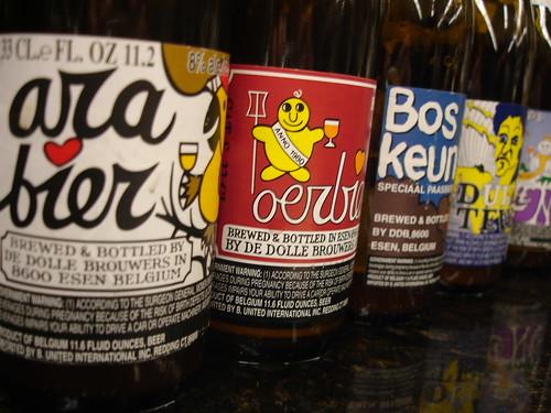 Jug Shop Belgian beer