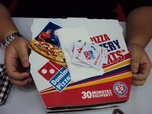 Bad Dominos Pizza Experience
