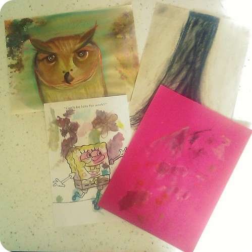 sunday morning art