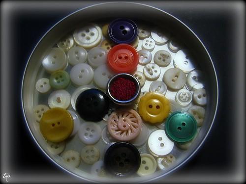 Pieces of memories kept in a jar