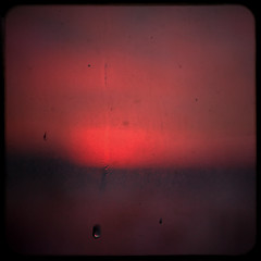 Goodmorning Oslo! (helle-belle) Tags: morning texture window water oslo norway ferry sunrise boat vinter view drop 2010 dfds fakettv canoneos5dmrkii