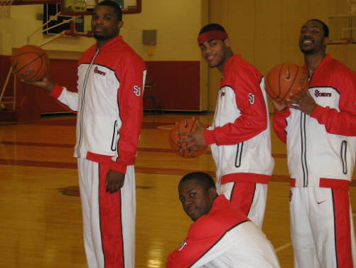 New St. John's Uniforms 5