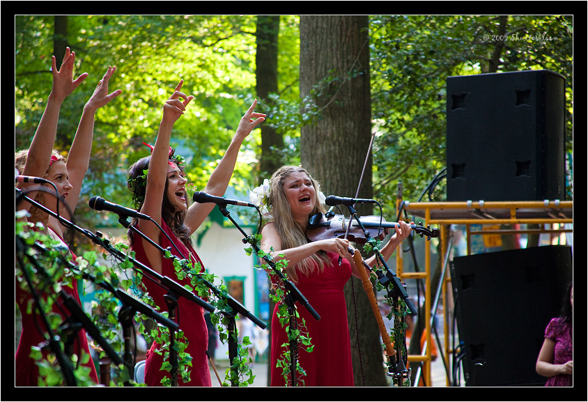 Maryland Renaissance Festival 2009