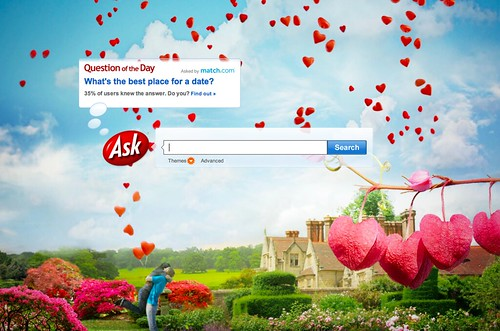 Ask.com Valentines Day