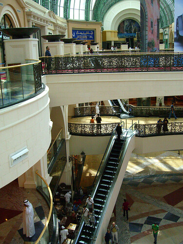 Mall of the Emirates