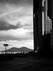 Il Vesuvio dal Centro Direzionale (bmarco1981) Tags: bw cd digitale samsung bn cellulare napoli vesuvio telefono centrodirezionale digitalshot santarpino marcoboragine