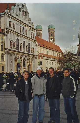 2001-04-14 Munich Germany