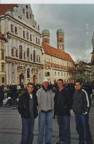 2001-04-14 Munich Germany