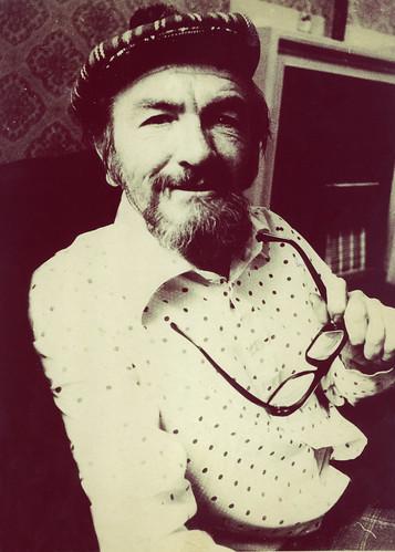Matt McGinn, 1977.