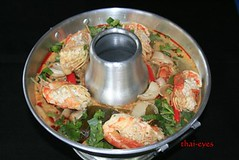Hot & Spice Thai Soup Tom Yum Goong (thaieyes) Tags: cooking recipe thailand asia eating prawns thai recipes shrimps rezepte hotspicy thaifood kochen hotsour tomyumgoong thaicuisine thaisoup thailndischekche