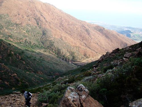 Descenso Sierra Bermeja (2)