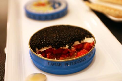 Caviar Surprise