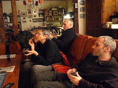 Georges, Janine & Roco (ekiben) Tags: georges janine roco