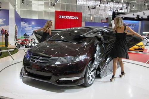 Honda City 2010 Concept Mod Revealed